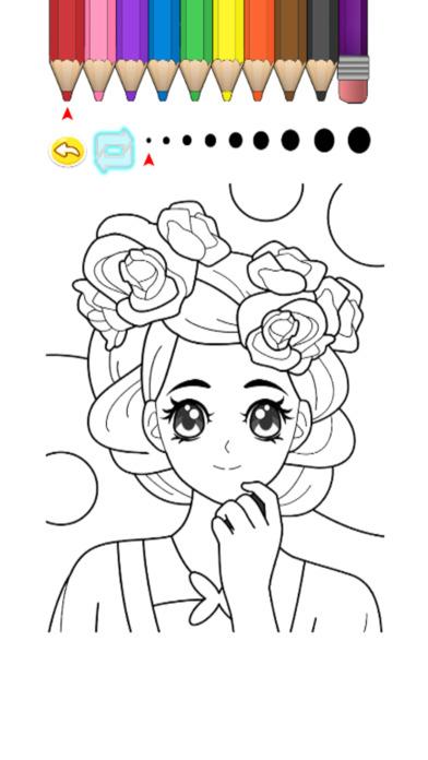 兒童圖畫書 - 青森公主