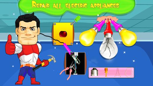 小电工维修店 - 修复房屋电子产品用最好的技工技能