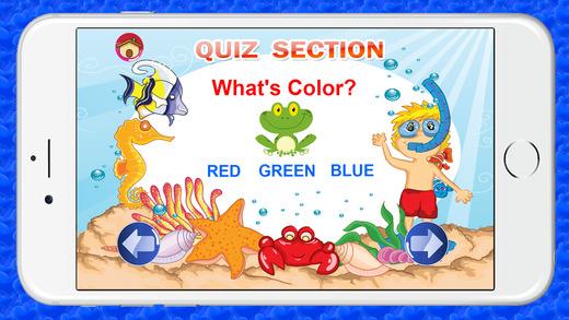學習形狀和顏色幼兒園