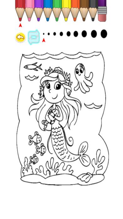 兒童圖畫書 - 可愛的卡通古木