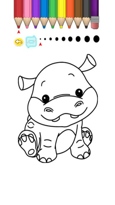 兒童圖畫書 - 可愛動物茨城