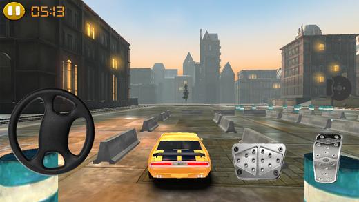 城市司机停车游戏高清