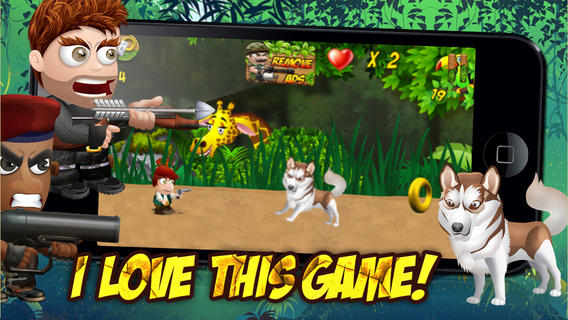 丛林猎人传奇闪电战 - 精英大队热火挑战 - 免费的3D狩猎游戏 Jungle Hunter Battle of Legends Blitz - Elite Brigade Heat Challenge - Free 3D Hunting Game