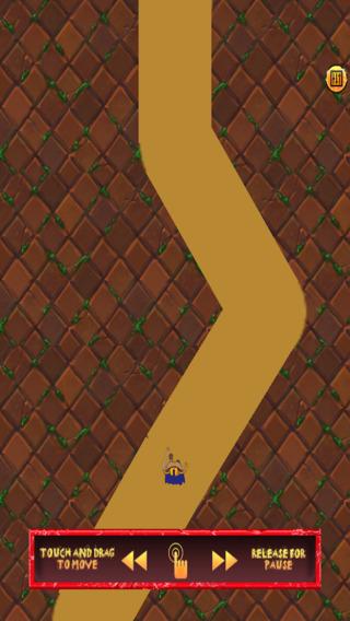 强大的大力神复仇 - 迷宫亚军破折号游戏 免费