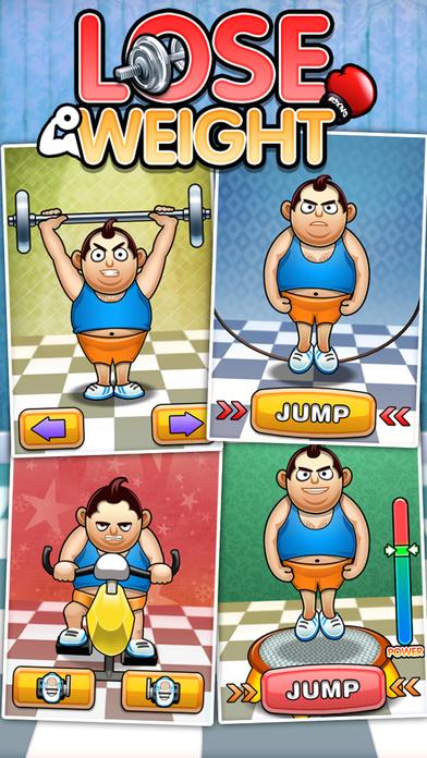 减肥塑身 - 迷你游戏