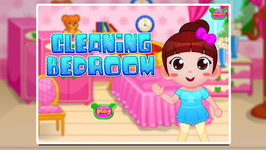 宝贝周末大扫除-整理清洗衣服
