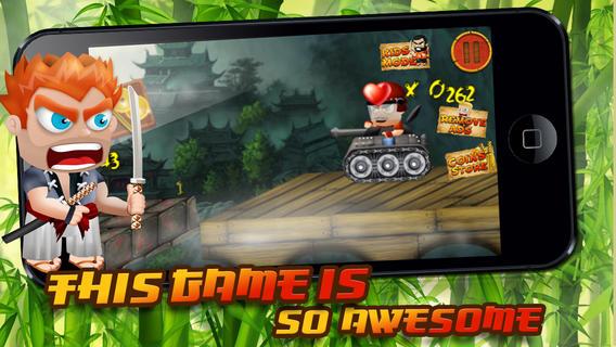 武士Z和突击队枪手的边缘衰落前线战壕的荣耀 - 免费的3D游戏! Samurai Z and Commando Gunner on the Edge of the Fading Frontline Trenches of Glory - FREE 3D Game!