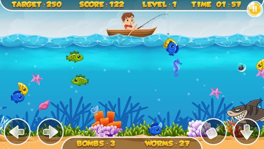 Fish Hunter frenzy - 深海历险