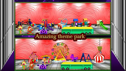 主题公园儿童收银员 - 收银机游戏