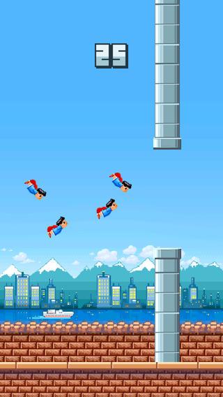 Smashy Pants - 男孩和女孩免费缤纷家庭和街机游戏