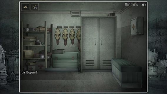 逃脱游戏:被遗忘的末日之城
