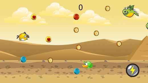 黄鹦鹉沙漠逃脱故事