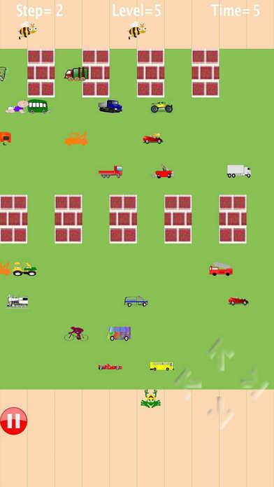 青蛙过马路@免费游戏
