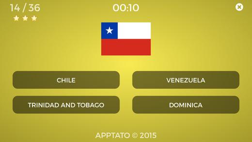 北美和南美的国家