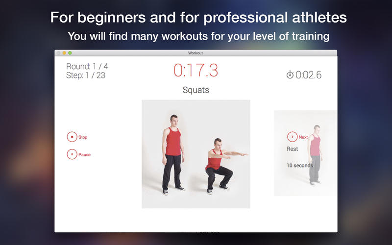 锻炼 - 应用间歇训练