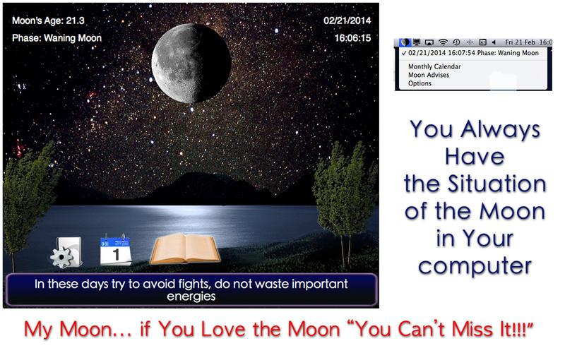 My Moon - 调整你的生活与月亮周期