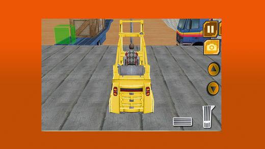 美国卡车驾驶模拟器