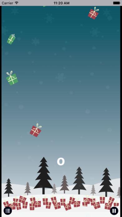 圣诞节接礼盒经典敏捷类游戏