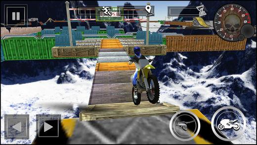 不可能追踪摩托车赛