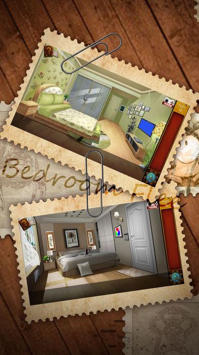 密室逃脱逃离公寓逃出朋友的客房