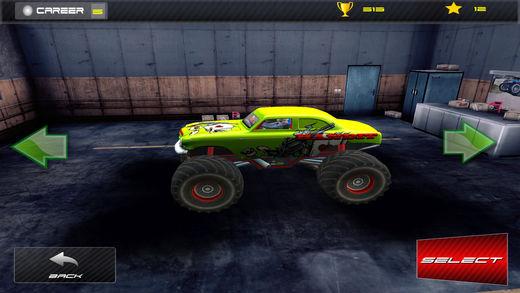 怪物卡车骑