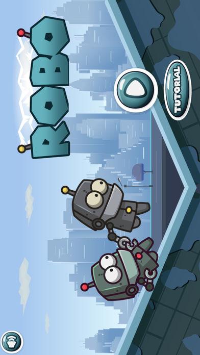 机器人兄弟超级大冒险跑酷