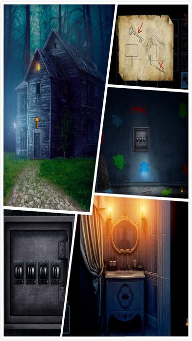 未上锁的房间2 :首款无声恐怖密室生存逃脱游戏口袋版