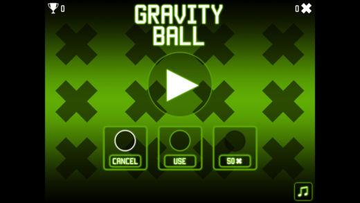 重力球躲避挑战