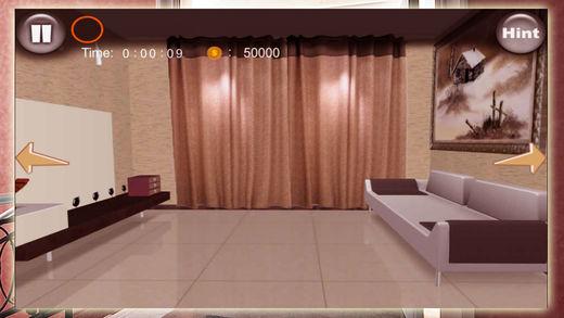 逃脱游戏打开门的房间
