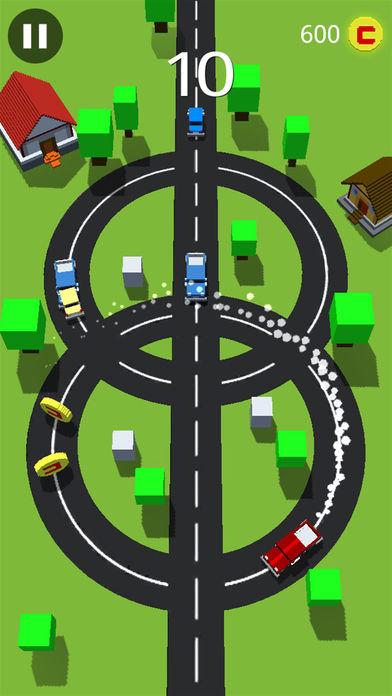 马路杀手别撞车