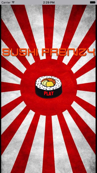 串起寿司好玩的敏捷类小游戏