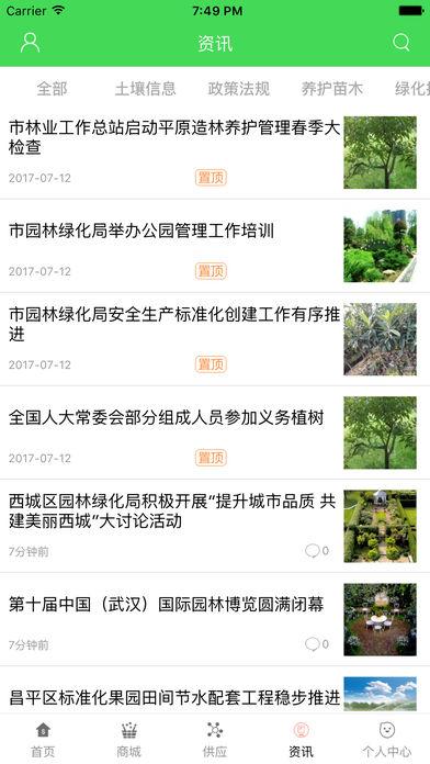 中国苗木网平台.