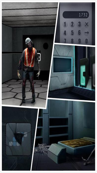 未上锁的房间3 :首款无声恐怖密室生存逃脱游戏口袋版
