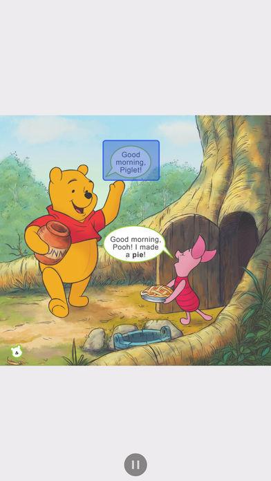 小熊维尼英语漫画