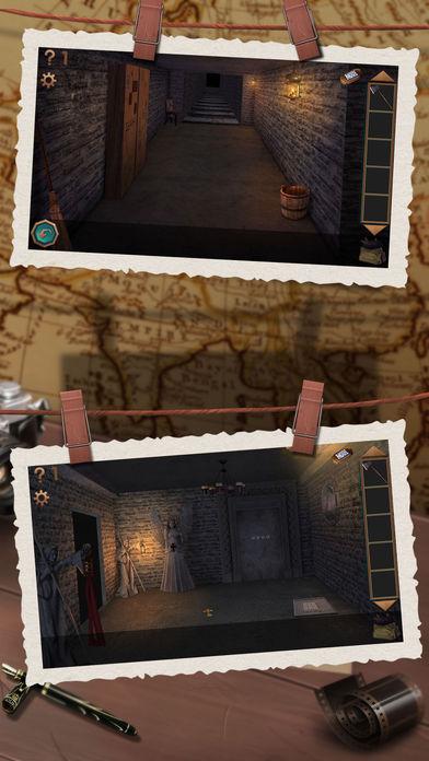 密室逃脱挑战5:逃出避难所
