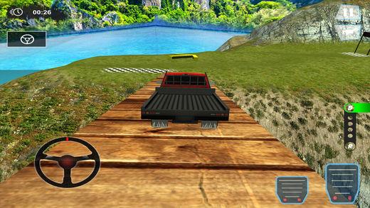 越野重型卡车模拟器