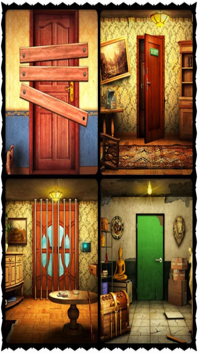 密室解谜经典系列:逃出被困的房间