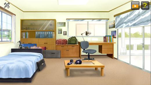 逃脱秘密房间:密室逃脱类解谜游戏