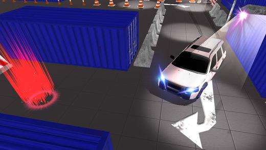 极端 普拉多 市 停车处 模拟器 同 驾驶