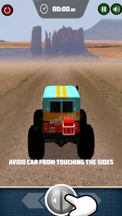 沙漠赛车拉力赛