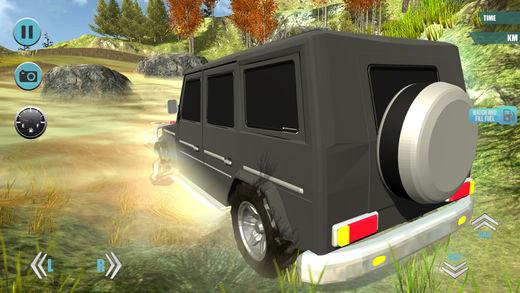 SUV赛车:真正的吉普车驾驶体验