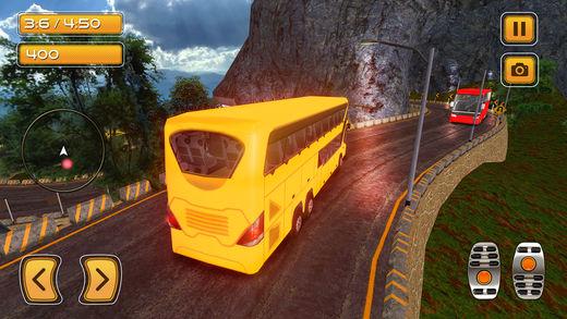 越野巴士停车模拟器2018