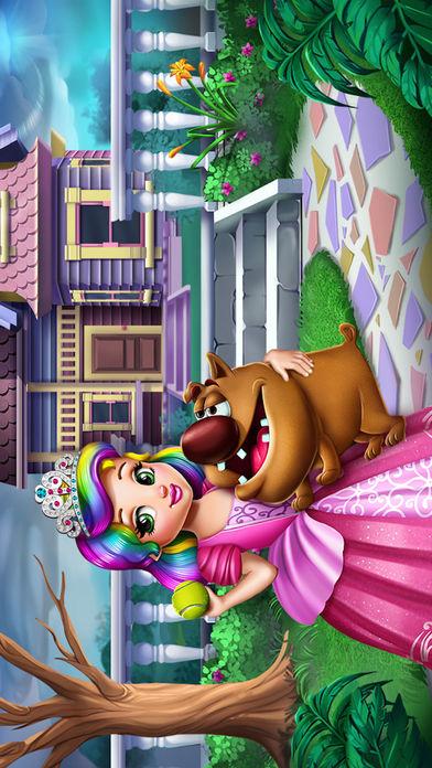 公主女孩房间密室逃脱