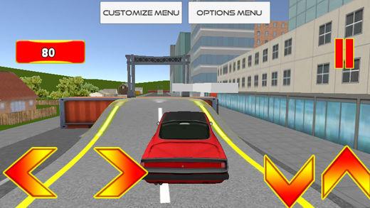真正的城市车司机模拟器