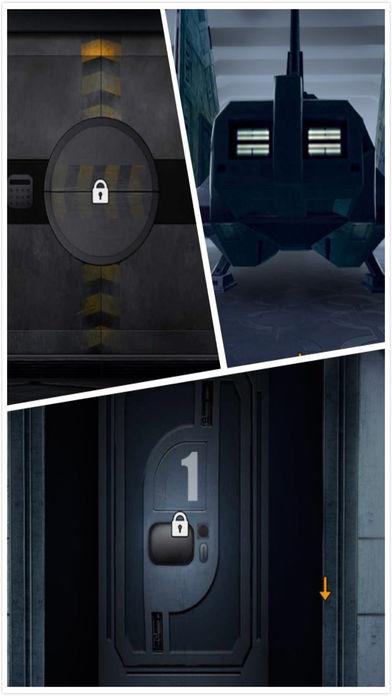 未上锁的房间 :逃出死亡太空飞船