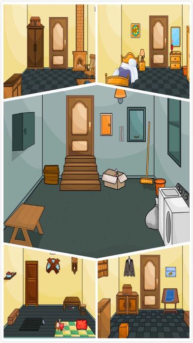 史上最难的密室越狱 : 逃出15个房间