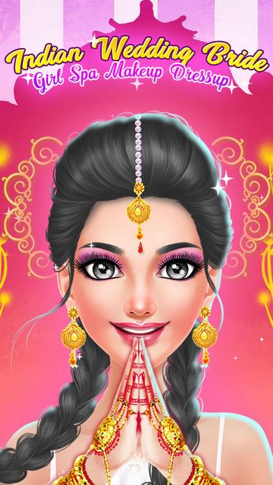 印度婚礼新娘游戏