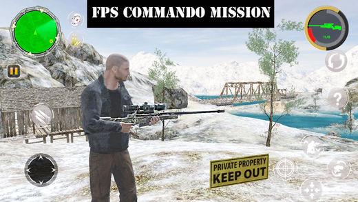 岛 军队 狙击兵 战争 的3d