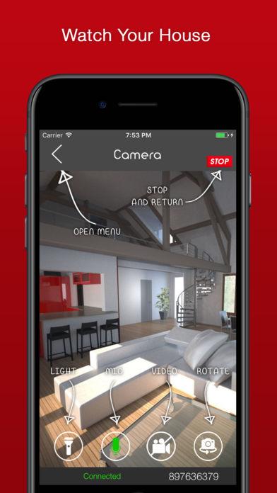 相机监控 - 监视应用程序