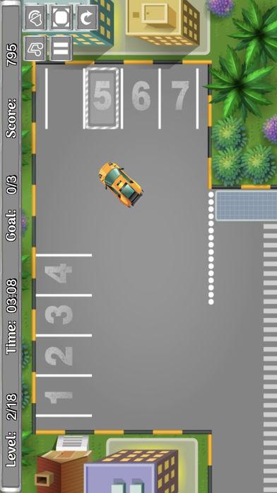停车倒车入库大师模拟驾驶